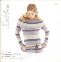 609 - The even more gorgeous Sublime kid mohair book